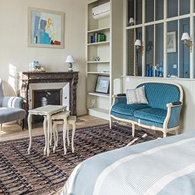 Chambres avec vue sur la Loire à Blois